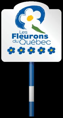 Logo des Fleurons du Québec