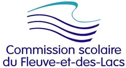 Commission scolaire du Fleuve-et-des-Lacs (logo)